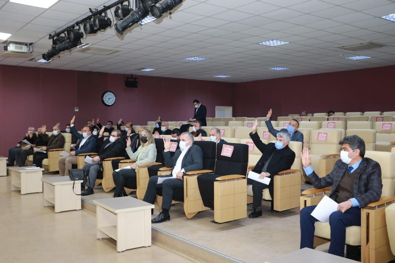 Mart Ayı Olağan Meclis Toplantısı Gerçekleştirildi