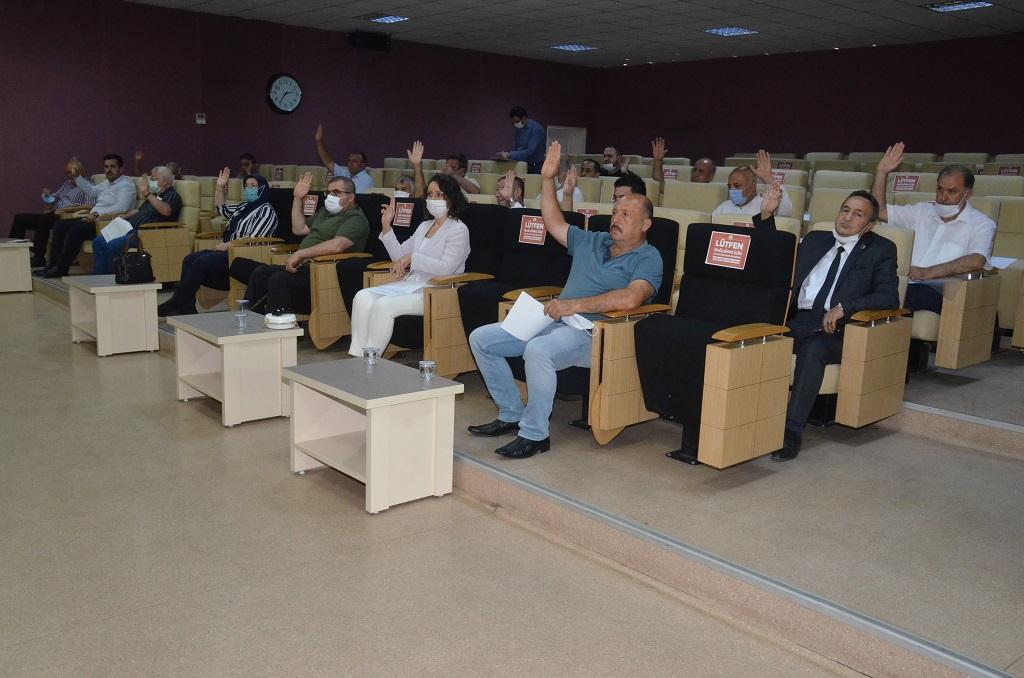 Temmuz Ayı Meclis Toplantısı Son Birleşimi Gerçekleştirildi