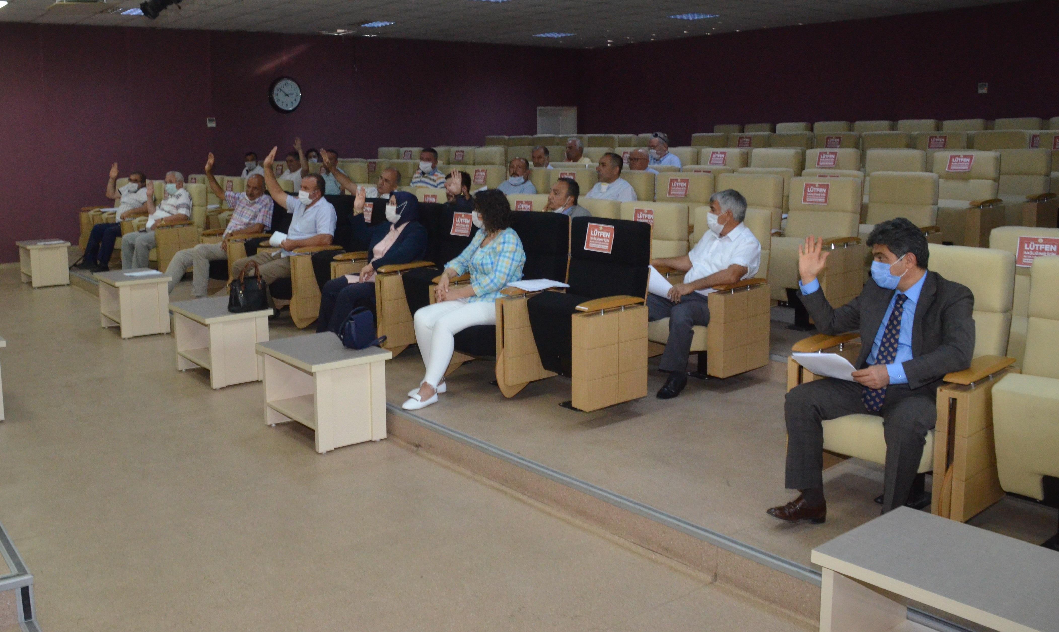 Ağustos Ayı Meclis Toplantısı Gerçekleştirildi
