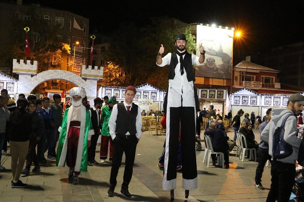 Ramazan Etkinleri Başladı