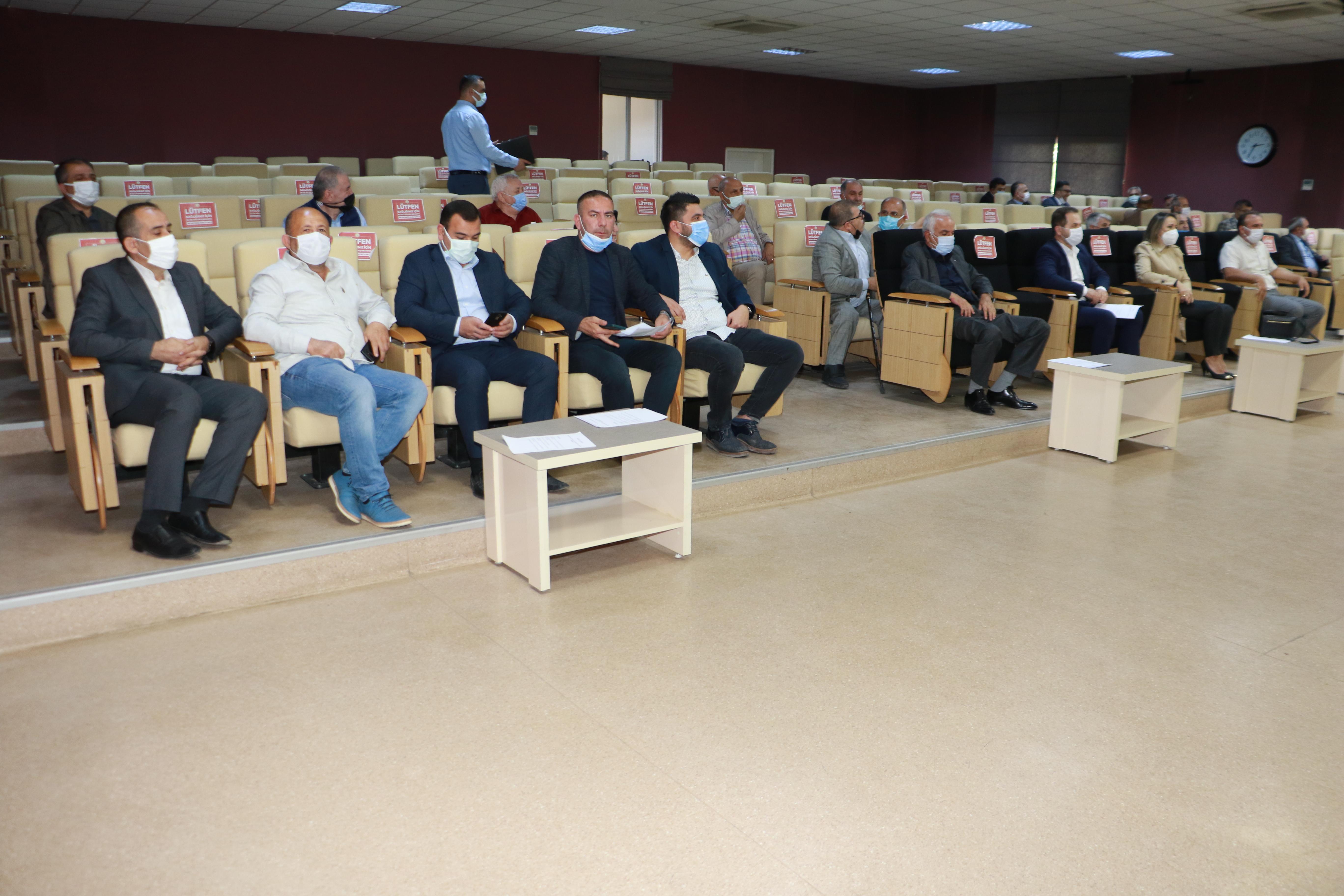 Belediyemiz Meclisi Haziran Toplantısı Gerçekleştirildi