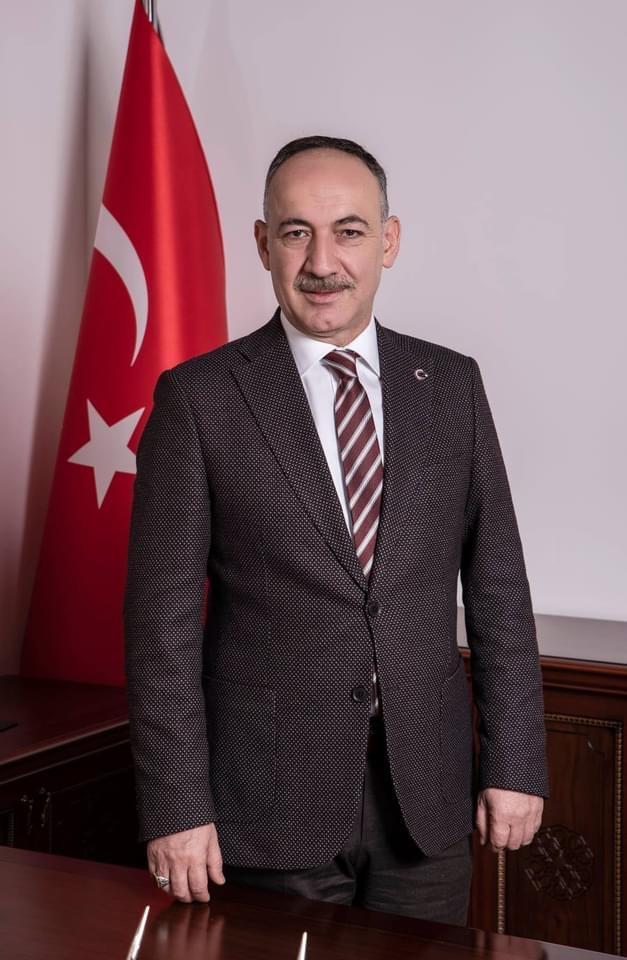 Tarih : 19.07.2021 - Belediye Başkanımız Sayın Mehmet Saygılı'nın Bayram Mesajı
