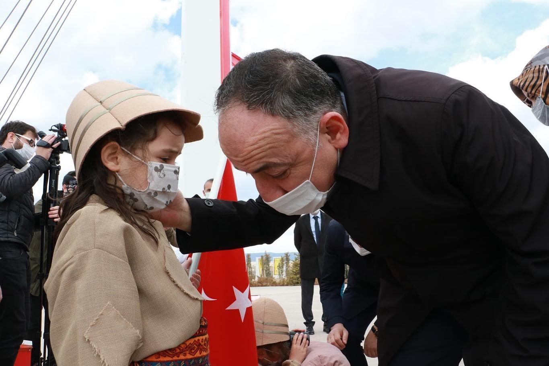 Çanakkale Deniz Zaferi'nin 106'ncı yılında tören düzenlen